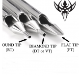 Stainless Steel Premium Tips